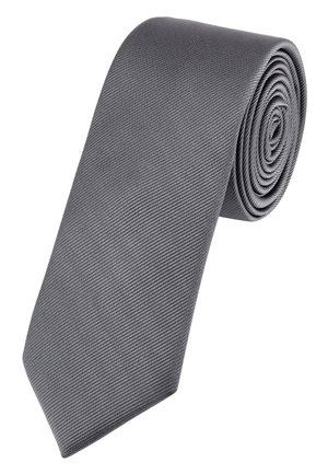 SLIM  - Corbata - grey