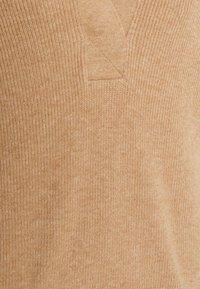 Calvin Klein - OPEN NECK - Jumper - countryside khaki - 2