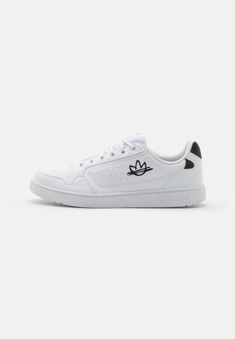adidas Originals - NY 90 - Sneakersy niskie - footwear white/core black