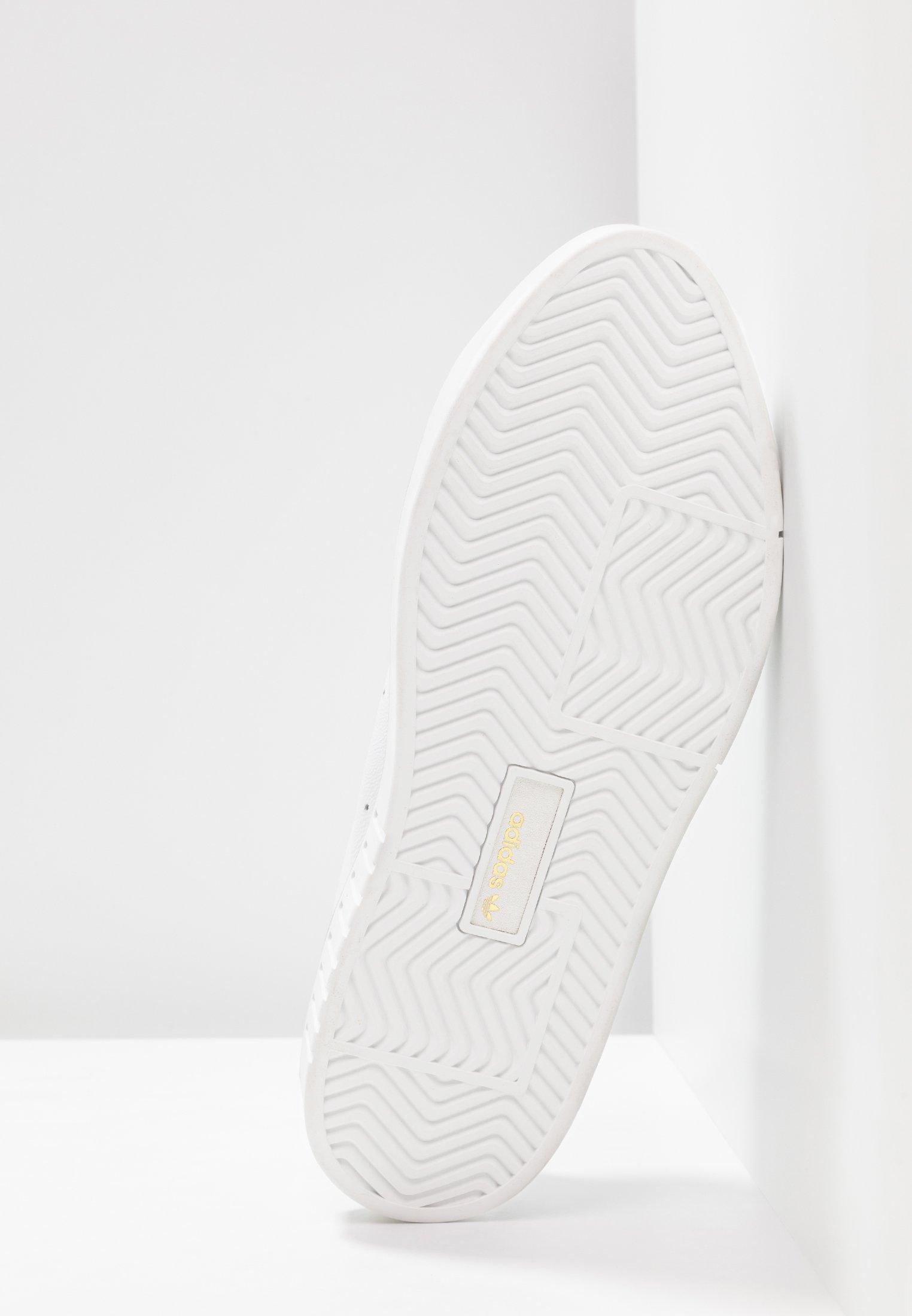 adidas Originals SLEEK SUPER  Sneaker low footwear white/crystal white/core black/weiß
