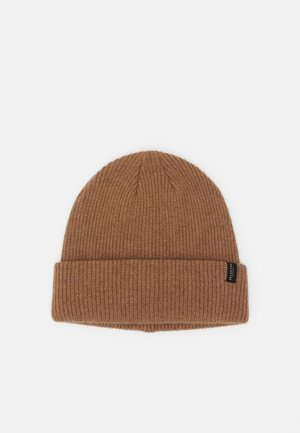 SLHCRAY BEANIE - Čepice - tigers eye/melange