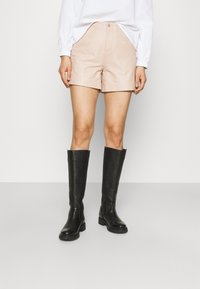 ALIGNE - CAGNEY  - Shorts - buttermilk - 0