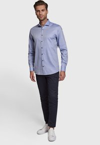 Bruun & Stengade - MALCOM - Zakelijk overhemd - blue - 1