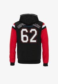 Cipo & Baxx - Zip-up hoodie - black - 1