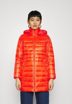 COAT - Winter coat - red