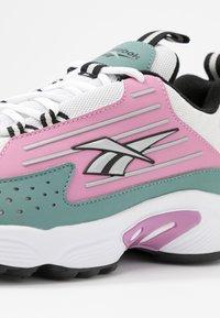 Reebok Classic - DMX SERIES 2200 - Sneakers - jasmine pink/green slate/white - 2