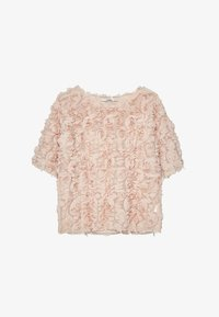 Uterqüe - Blouse - light pink - 5