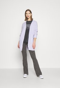 Pieces - PCELLEN  - Cardigan - purple heather - 1