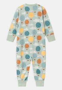Lindex - BALLOONS & CLOUDS UNISEX - Pyjamas - light aqua - 1