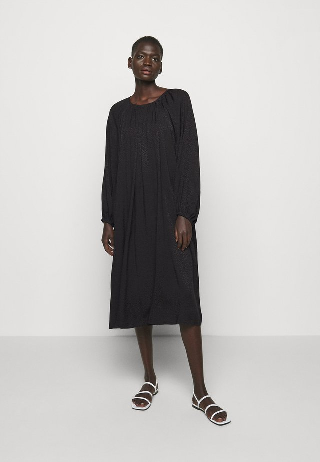ALEXAH BELLOA DRESS - Day dress - black