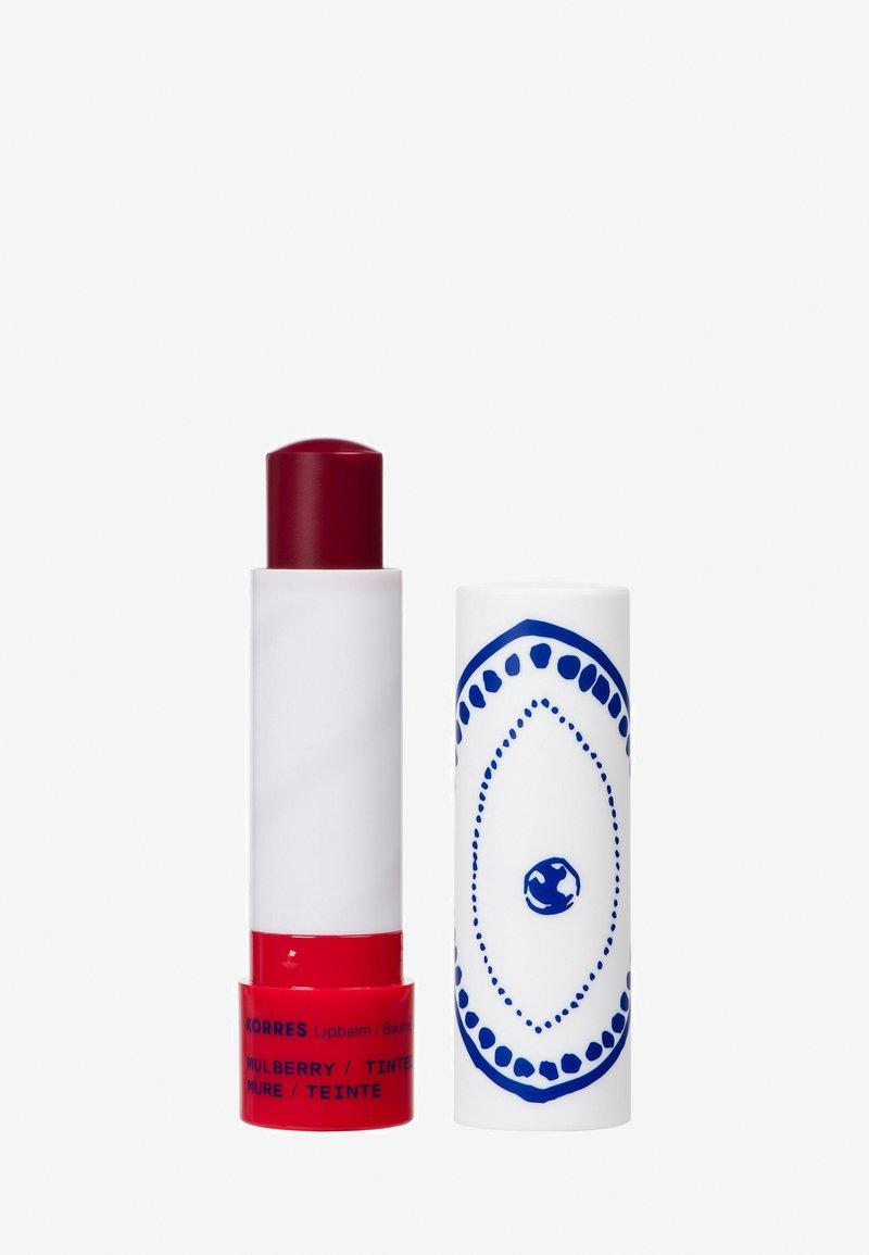 Korres - MULBERRY LIP BALM - Lip balm - mauve