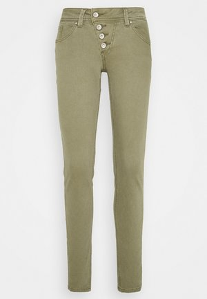 MALIBU - Jeans Skinny Fit - burnt olive