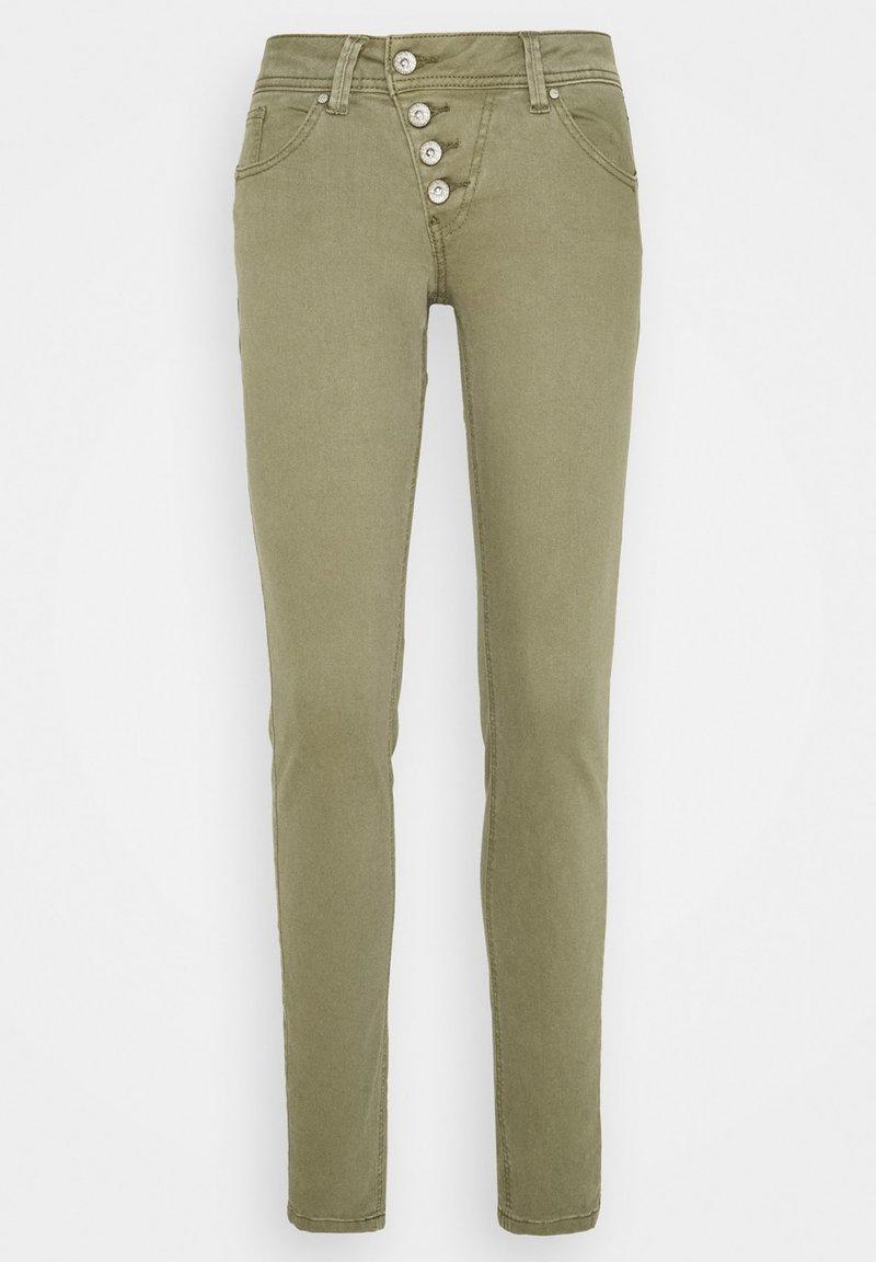 Buena Vista - MALIBU - Jeans Skinny Fit - burnt olive