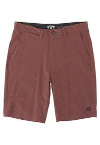 Billabong - CROSSFIRE - Shorts - burgundy - 0