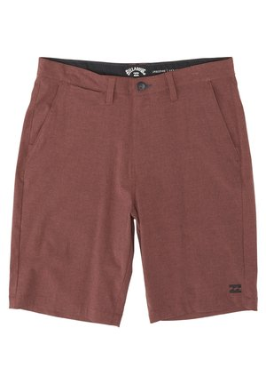 CROSSFIRE - Shorts - burgundy