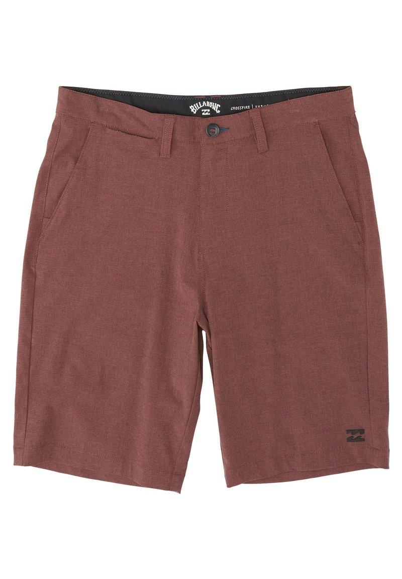 Billabong - CROSSFIRE - Shorts - burgundy