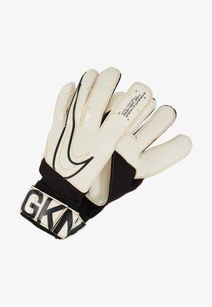 Goalkeeping gloves - white/black