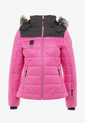 VINING - Kurtka narciarska - pink
