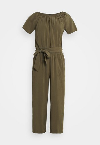 TROUSER - Jumpsuit - new khaki