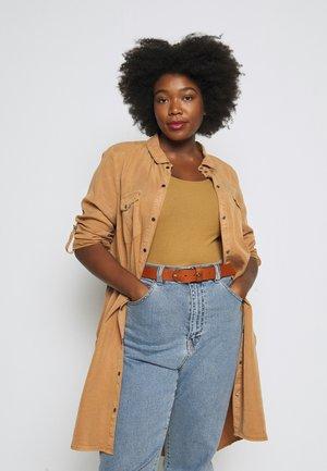 CLASSIC BELT  - Belte - brown