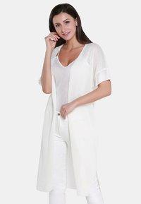 usha - Cardigan - white - 0