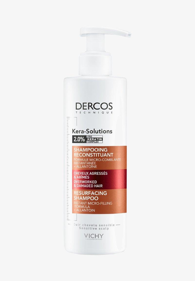 VICHY - DERCOS KERA-SOLUTIONS INTENSIV REPAIR SHAMPOO - Shampoo - -