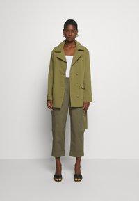 someday. - COSBY - Kalhoty - soft moss - 1