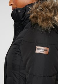 Icepeak - PAIVA - Zimní kabát - black - 7