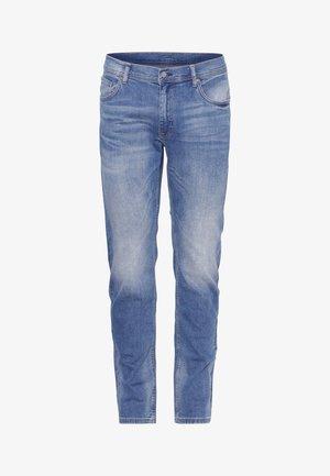 Straight leg jeans - sky blue used