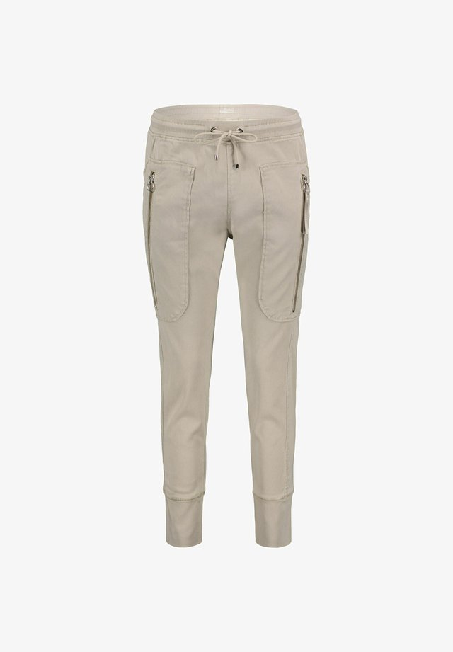 Tracksuit bottoms - silber