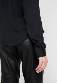 Vero Moda - VMELIZABETH - Bluse - black - 5