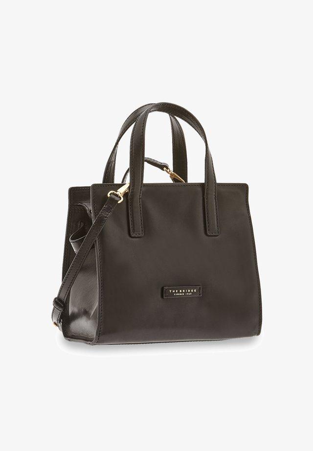 BIANCA - Tote bag - nero