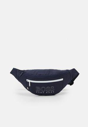 BUM BAG UNISEX - Ledvinka - navy