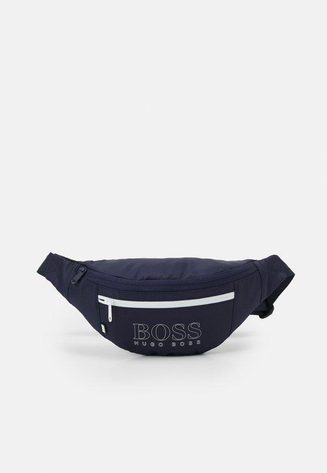BUM BAG UNISEX - Heuptas - navy