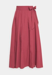 WEEKEND MaxMara - OBLARE - Pleated skirt - dunkelmauve - 5