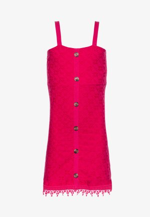 TEEN GIRLS DRESS - Korte jurk - beetroot purple