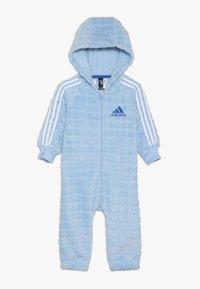 adidas Performance - ONESIE - Tepláková souprava - blue/white - 0