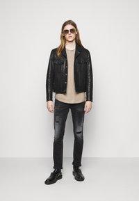 Dondup - Slim fit jeans - black - 1