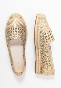 Cosmoparis - HALINE - Espadrilky - or - 3