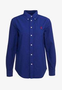 Polo Ralph Lauren - RELAXED LONG SLEEVE SHIRT - Košile - royal - 4