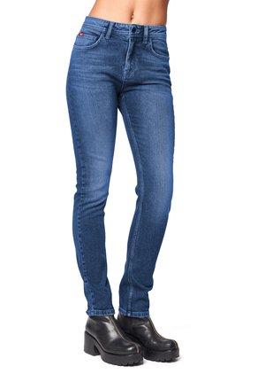 FRAN - Slim fit jeans - dark blue