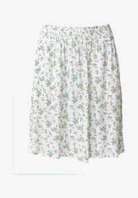 Indiska - A-line skirt - white - 4