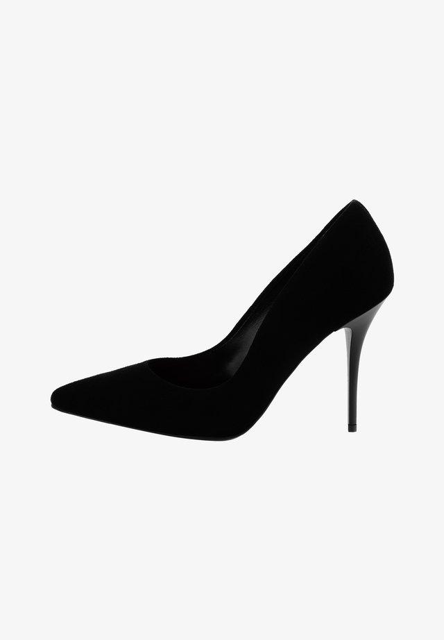ERCOLANO - Escarpins à talons hauts - black