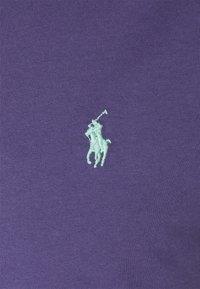 Polo Ralph Lauren - CUSTOM SLIM FIT CREWNECK - Jednoduché triko - juneberry - 2