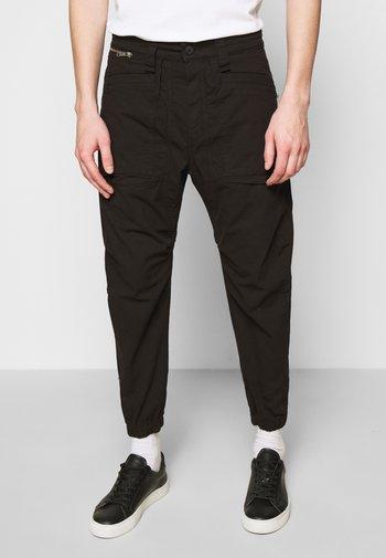 EKSTRO - Pantalon classique - black