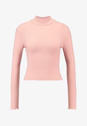 LETTUCE EDGE - Langærmede T-shirts - pink