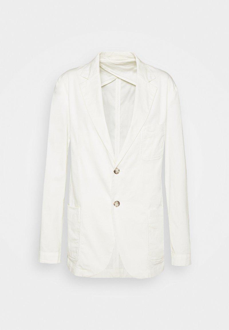 Frescobol Carioca - SINGLE BREASTED  - Blazer jacket - off-white
