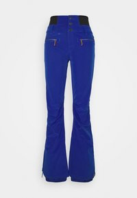 Roxy - RISING HIGH - Snow pants - mazarine blue - 5