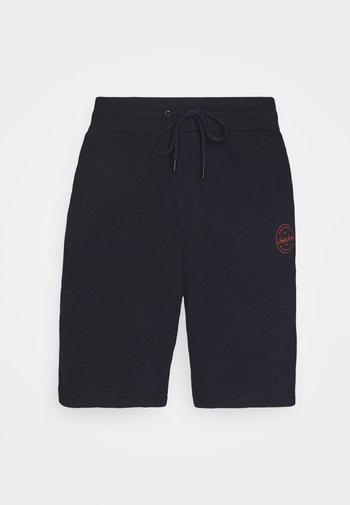 JJI SHARK - Shorts - navy blazer