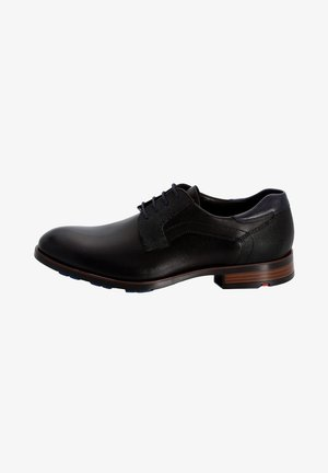 JAKE - Smart lace-ups - schwarz